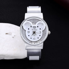 Load image into Gallery viewer, Watch fashion girls alloy bracelet watch