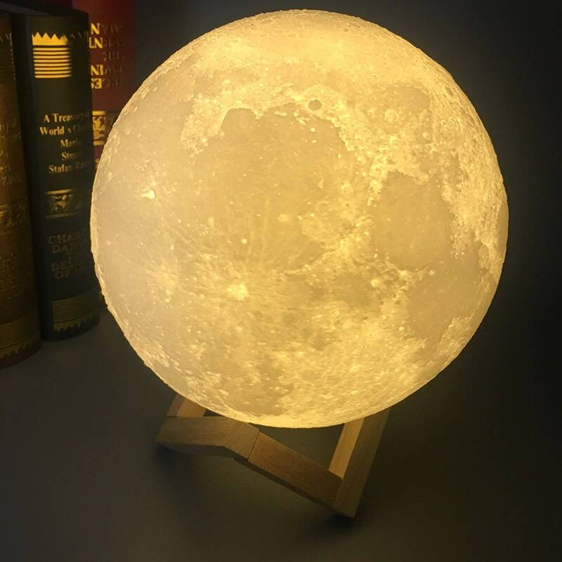 {{ 产品类别 }} Moon Lamp ™ - Light Up The Galaxy{{product_vendor}}