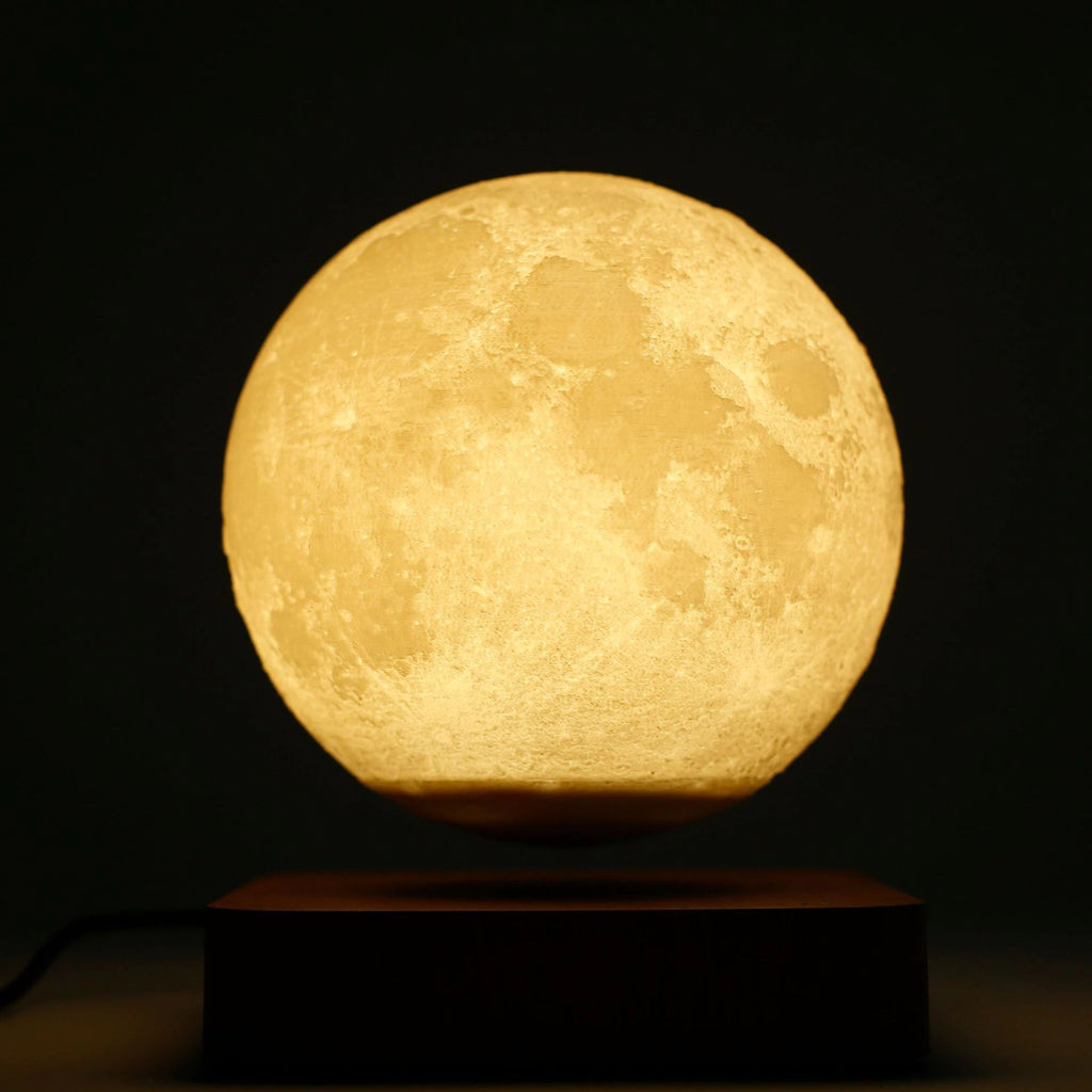 {{ 产品类别 }} Levitating Moon Lamp™ - Light Up The Galaxy{{product_vendor}}