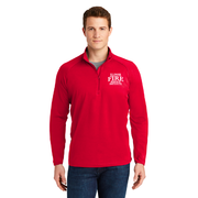 Men's Sport-Tek® Sport-Wick® Stretch 1/2-Zip Pullover