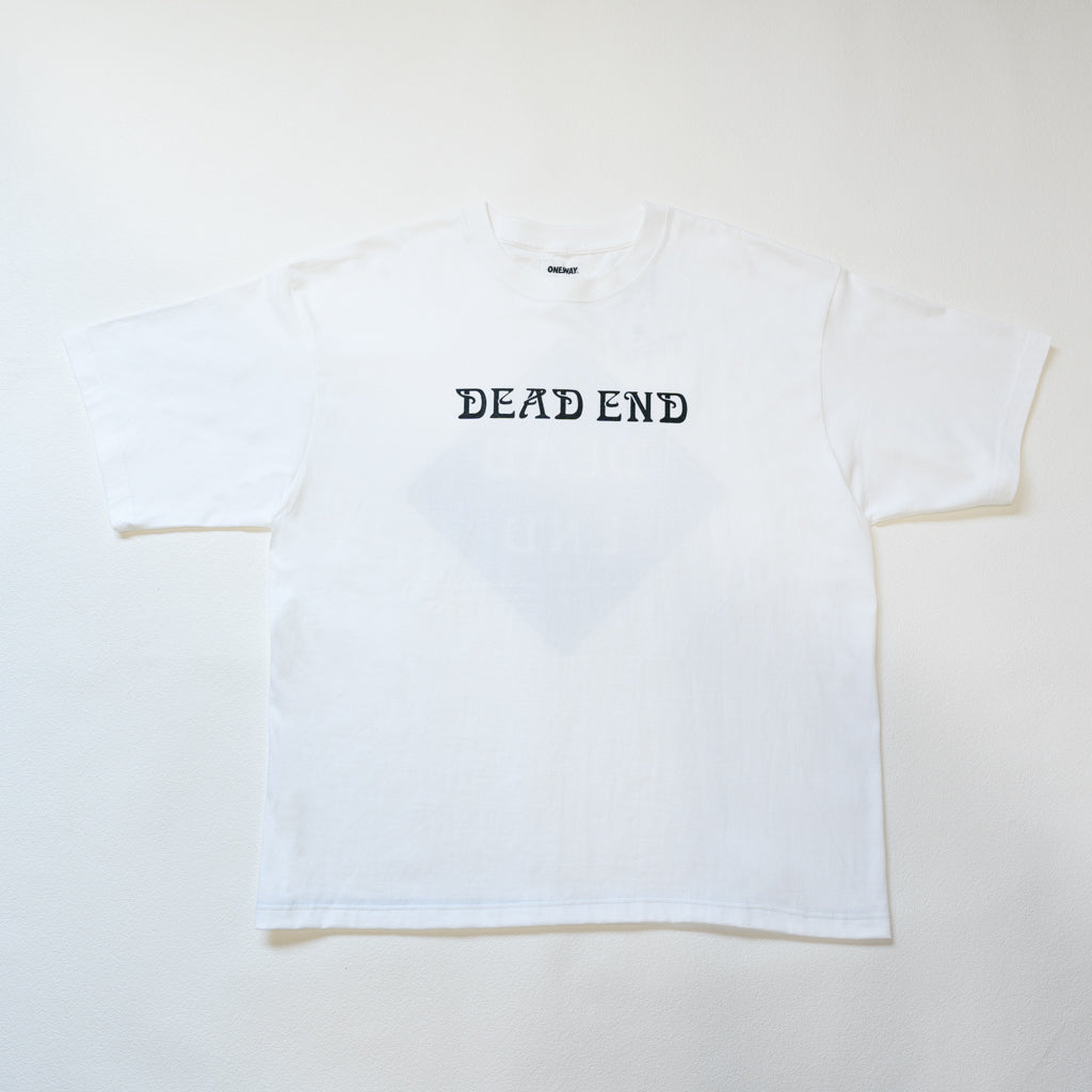 ONEWAY  DEAD END S/S TEE