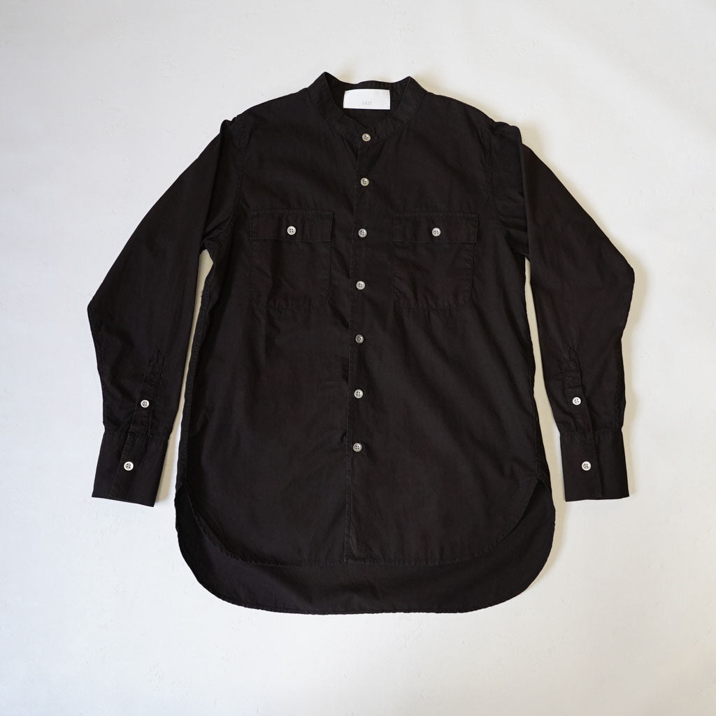 iori BAND COLLAR SHIRT
