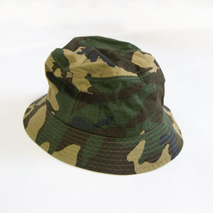 OC Bucket Hat Rip Camo