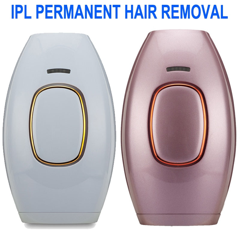 300000 Pulses IPL Laser Epilator Portable Depilator Machine Full Body Hair Removal Device Painless Personal Care Appliance