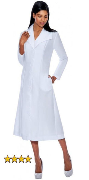GMI Church Usher Uniform Dress Long Sleeve (G11573)