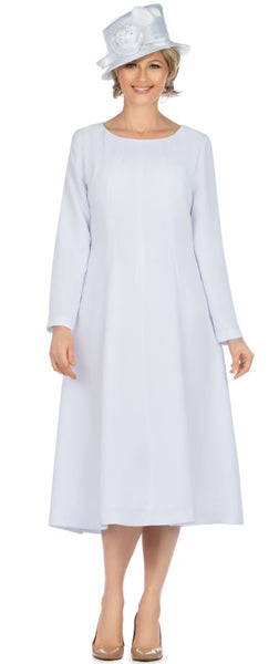 Upscale Church Usher Dress