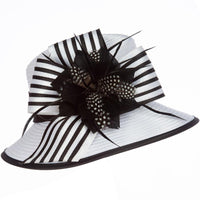 Giovanna Deluxe Church Hat