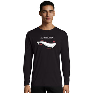 Beluga Science Adult Crew Neck