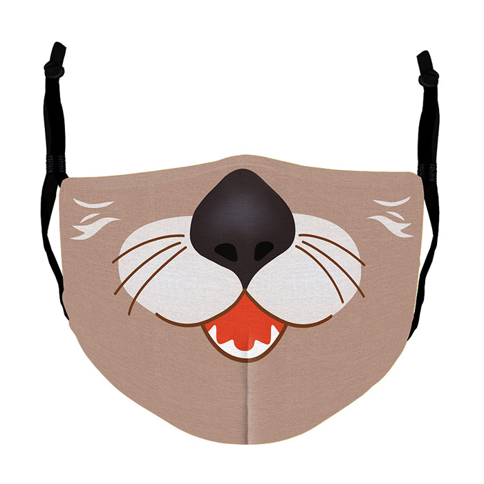 Otter Face Mask