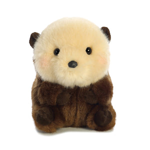 "Sea Otter 5"" Rolly Plush"
