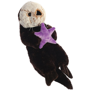 "Sea Otter 10"" Plush"