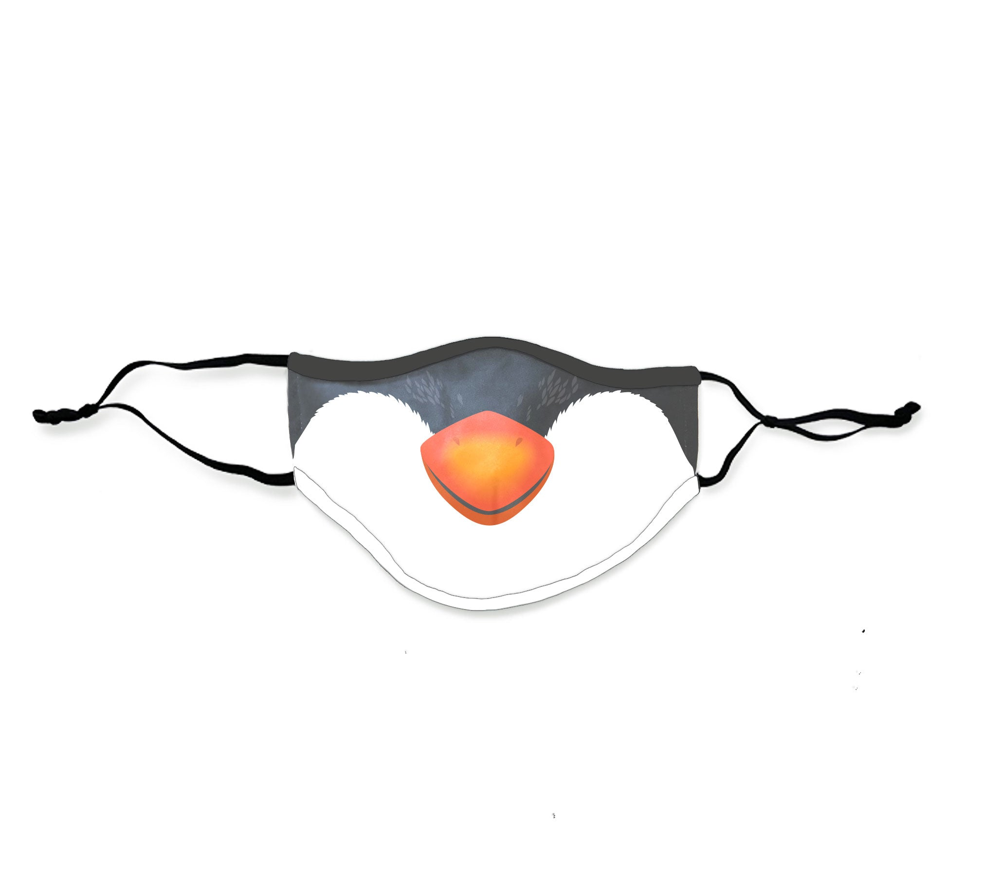 Penguin Face Mask