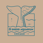 Load image into Gallery viewer, Beluga Tail Chicago Tote Bag
