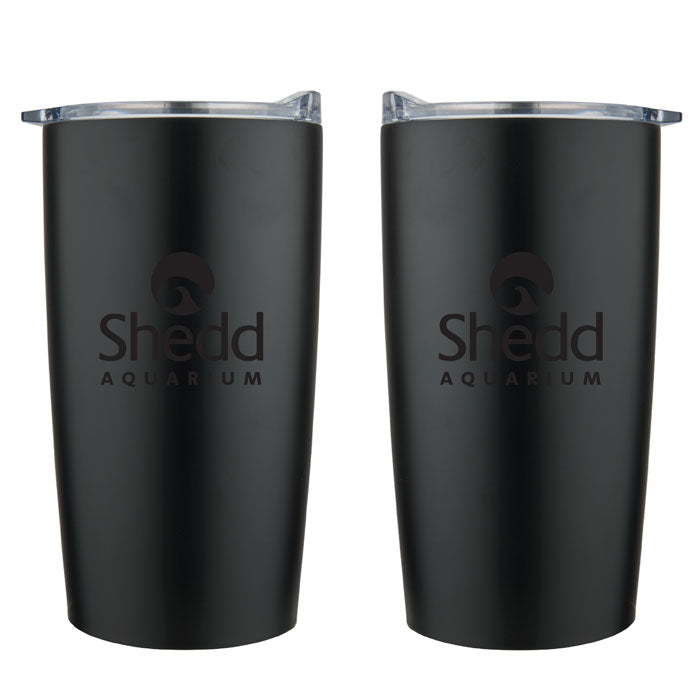 Stainless Steel Shedd Aquarium Tumbler