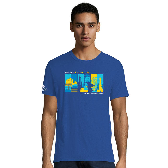 Where's Wellington Adult T-Shirt