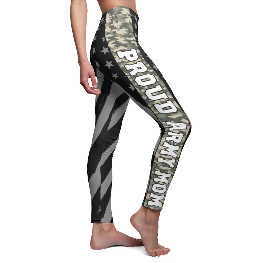 Army Mom Leggings