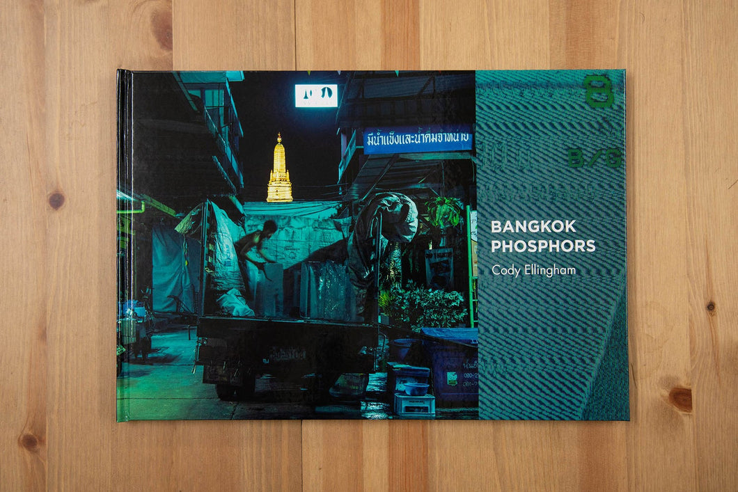 Bangkok Phosphors Photobook