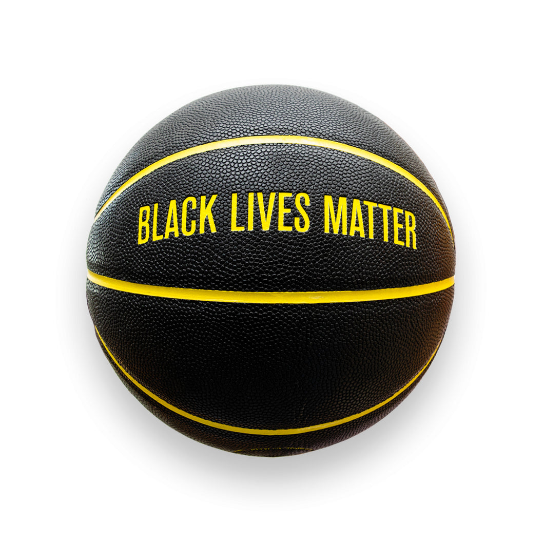 HOOPBUS BLACK LIVES MATTER Limited edition Basketball