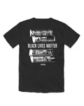 HOOPBUS - Black Lives Matter - Film strip t-shirt
