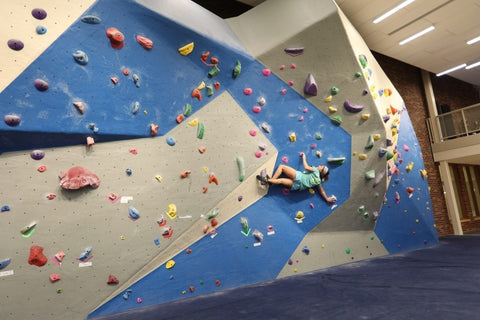 HIIT training and climbing