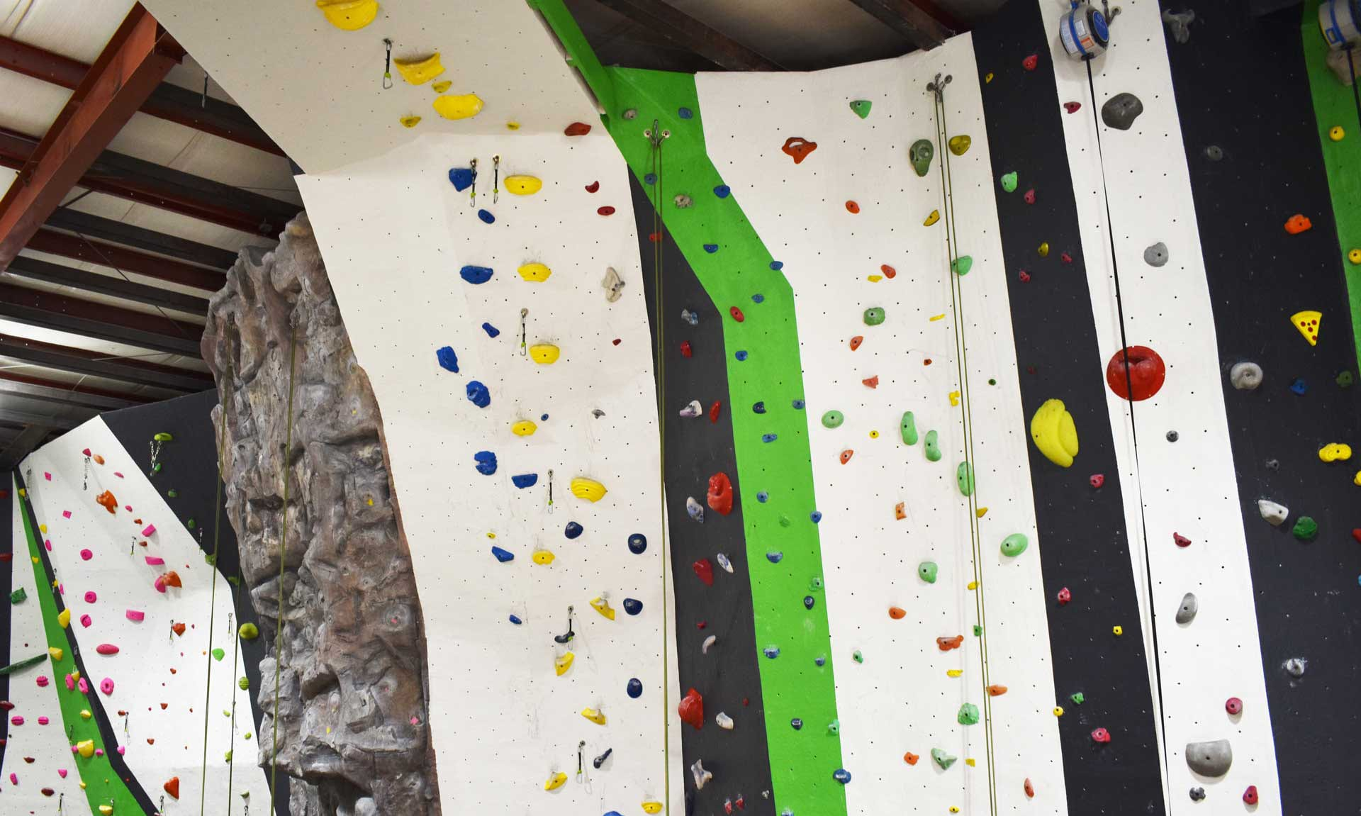 Kendall Cliffs Climbing Gym ReFresh