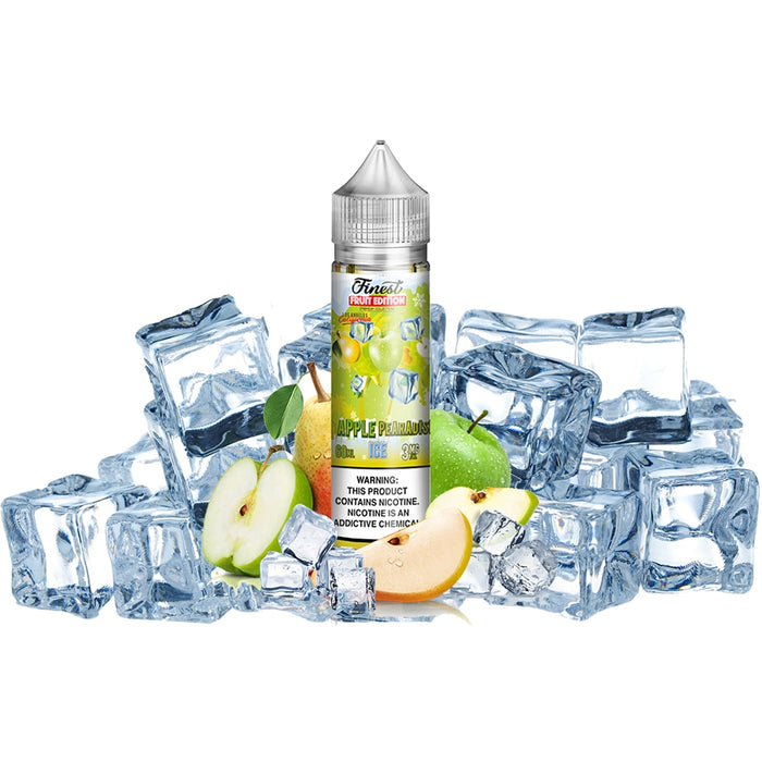 Finest Fruit Edition Apple Pearadise ICE 60ml - Tinh Dầu Vape Mỹ