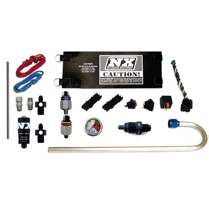 Nitrous Express GEN-X 2 Accessory Package EFI