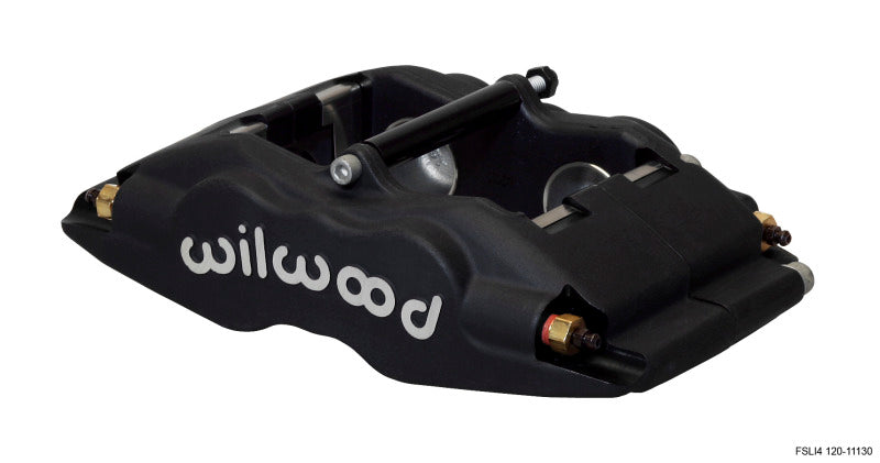 Wilwood Caliper-Forged Superlite 1.38in Pistons 1.25in Disc