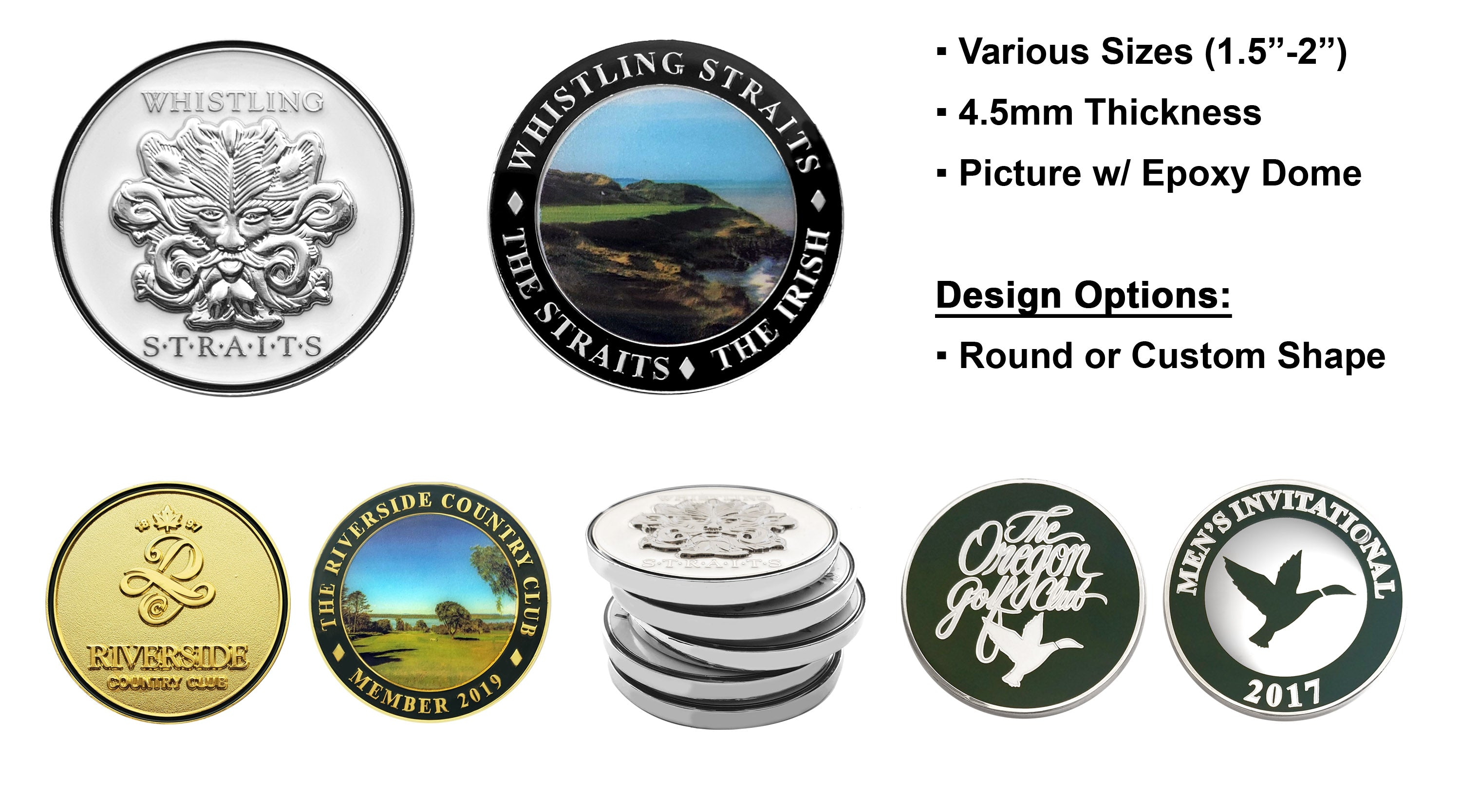 Commemorative Coins, Military Coins, Challenge Coins