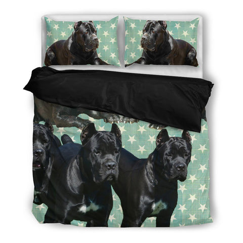 Amazing Cane Corso Print Bedding Set