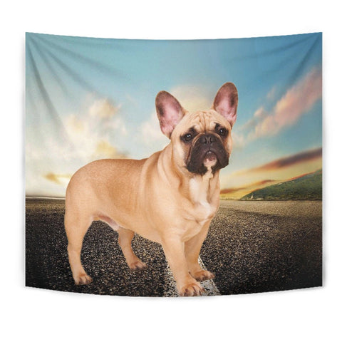 Amazing French Bulldog Print Tapestry