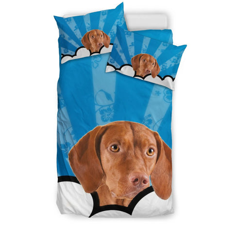 Amazing Vizsla Dog Print Bedding Sets