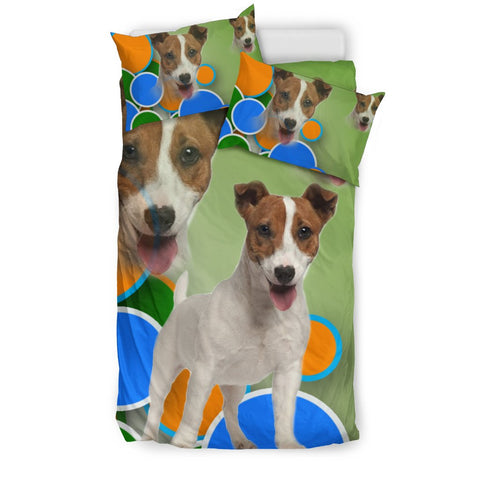Amazing Jack Russell Terrier Print Bedding Sets