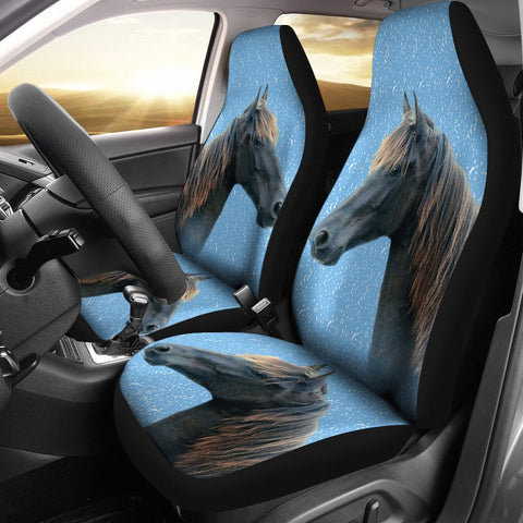 Amazing Tennessee Walker Horse Print Car Seat Covers
