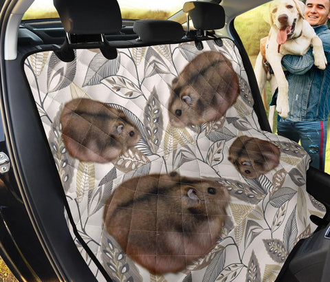 Campbell's Dwarf Hamster Print Pet Seat Covers- Limited Edition