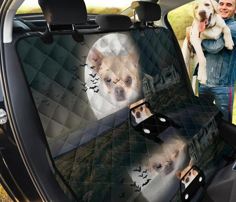 Cute Chihuahua Dog Print Pet Seat Covers