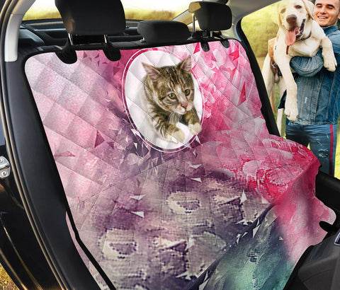 American Shorthair Cat Print Pet Seat Covers