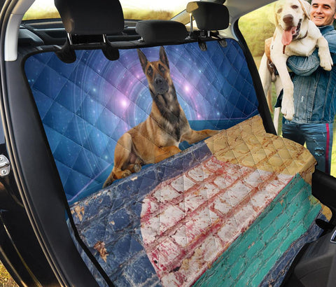 Amazing Belgian Malinois Dog Print Pet Seat covers