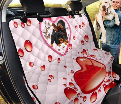 Tibetan Mastiff Print Pet Seat Covers