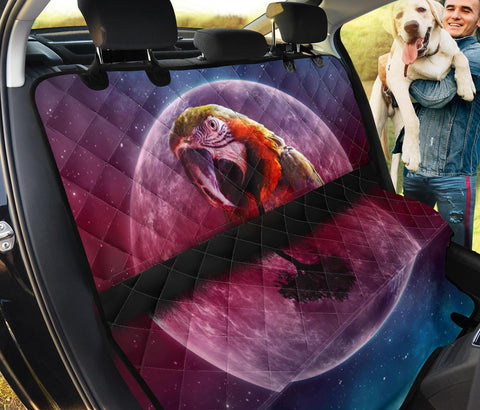 Lovely Catalina Macaw Print Pet Seat Covers- Limited Edition