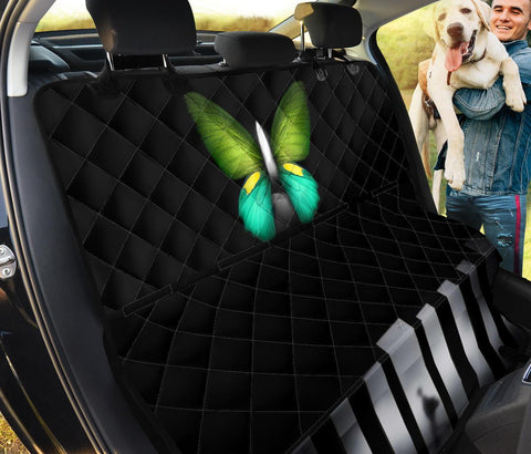 Butterfly Print Pet Seat Covers