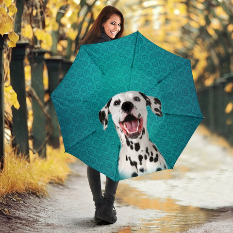 Dalmatian Dog Print Umbrellas