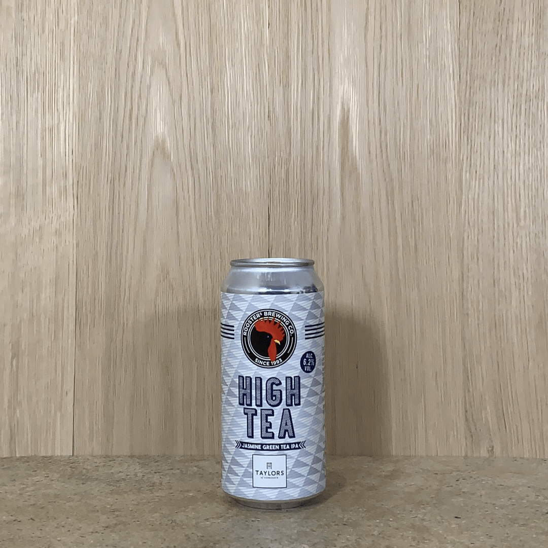 High Tea Jasmine Green Tea IPA 440ml (can)