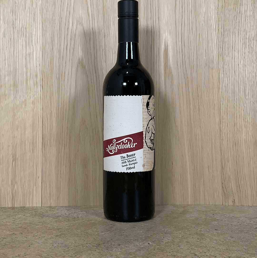 2018 Mollydooker 'The Boxer' Shiraz