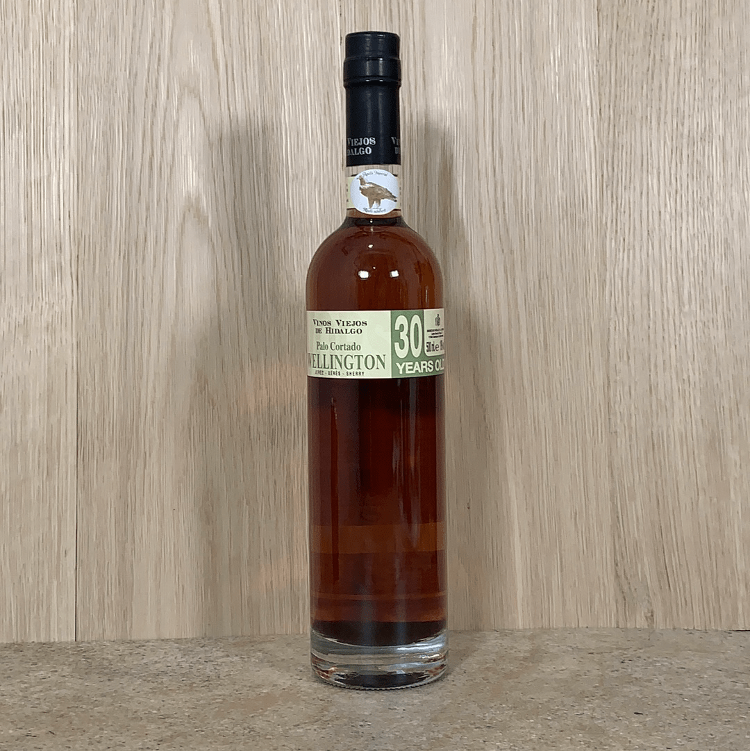 NV Bodegas Hidalgo Wellington 30 Year Old Palo Cortado VORS (500ml)