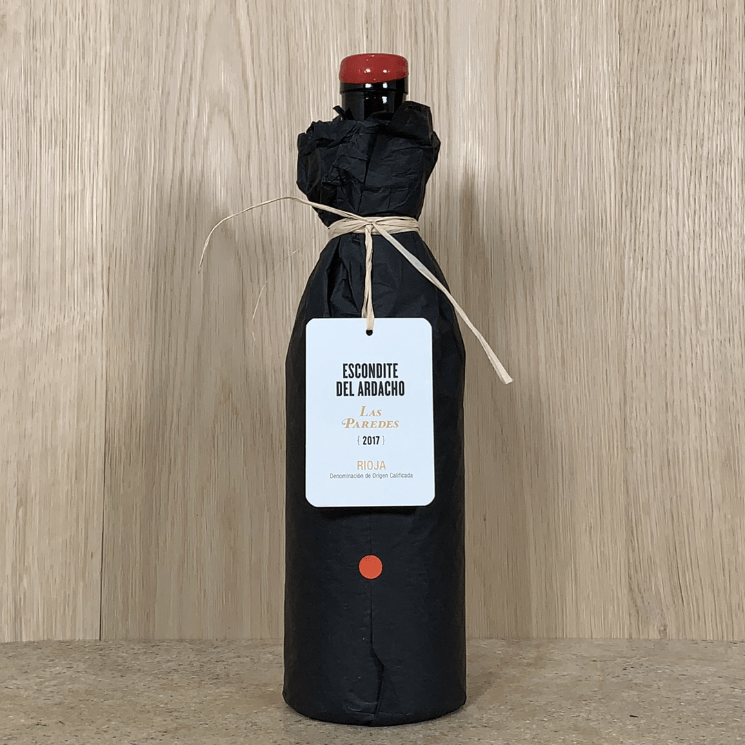 2017 Tentenublo Escondite del Ardacho Single Vineyard 'La Paredes' Rioja