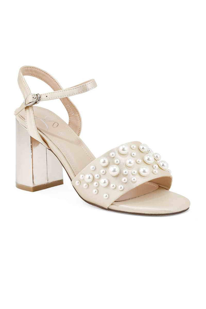 Formal Sandal I32781-Golden