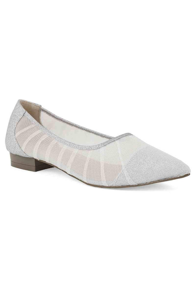 Fancy Pumps I41290-SILVER