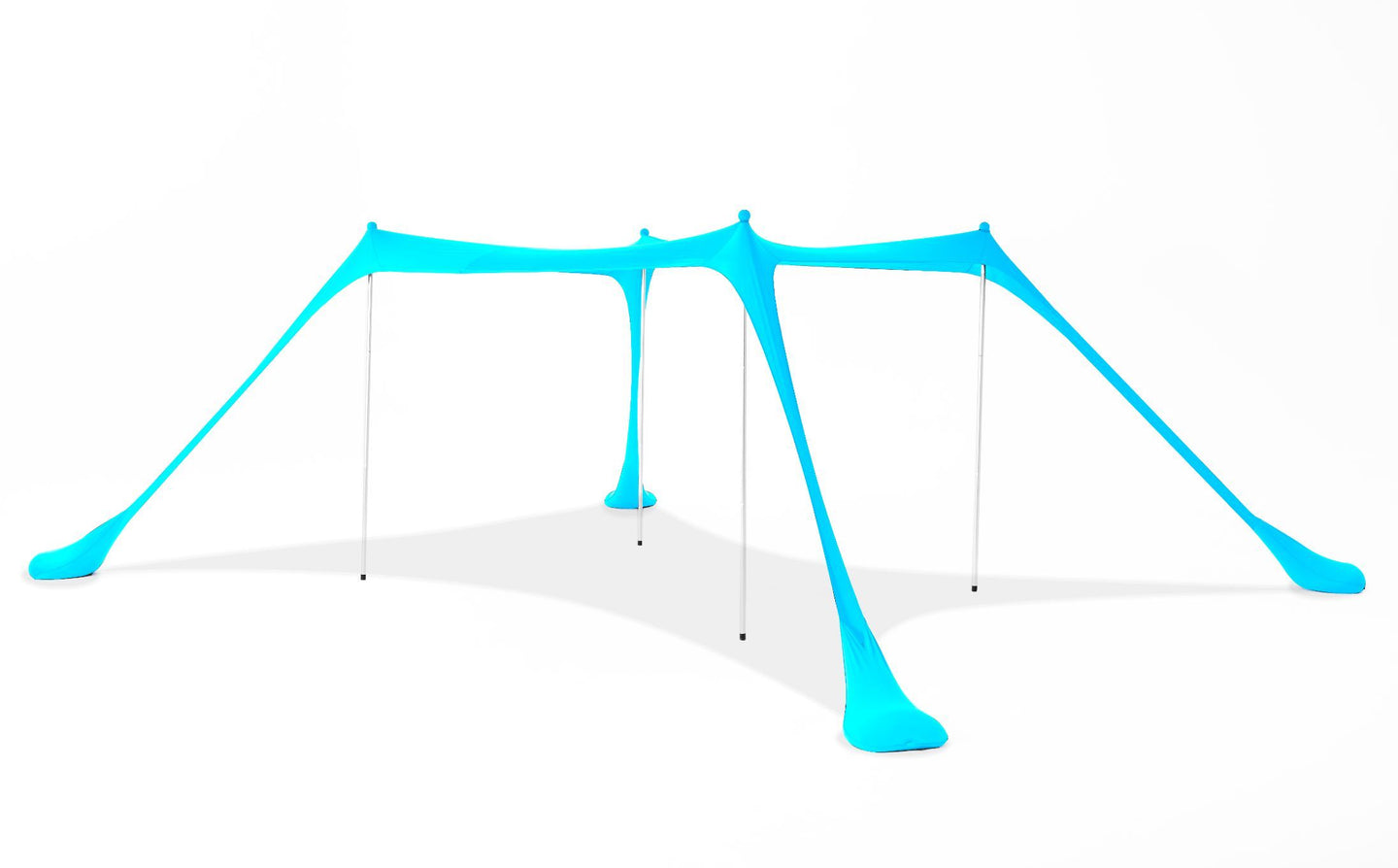 8 PERSON TENT TURQUOISE