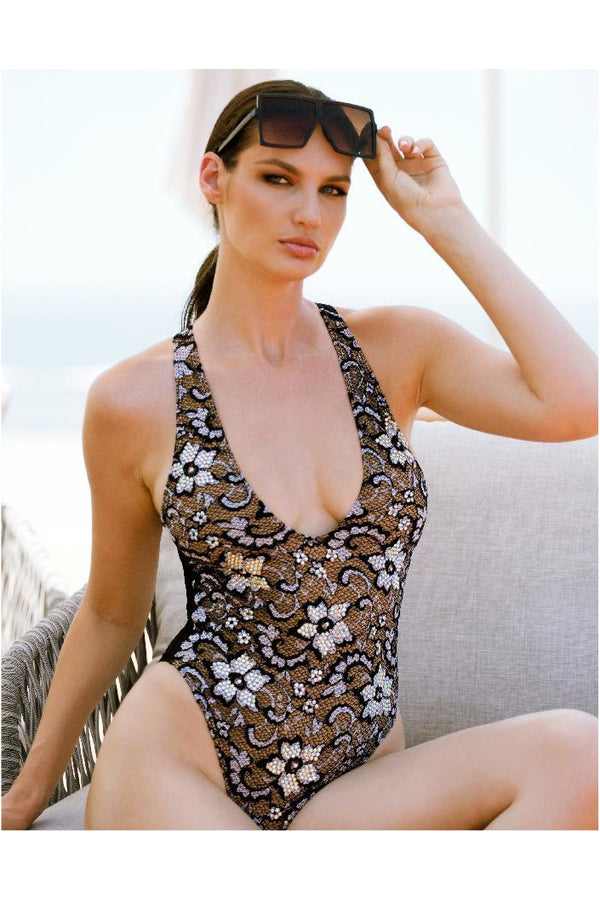 Lula Lace One Piece Swimwear